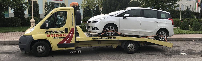 Belföldi autószállítás